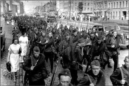 фото начало войны