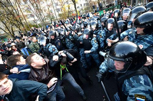 История Русских сходов и бунтов в 2013 году. Вступление.
